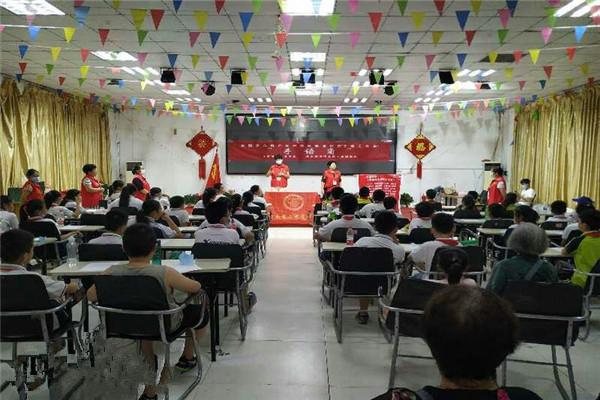 河南开封【综益课堂】手之言 心之语
