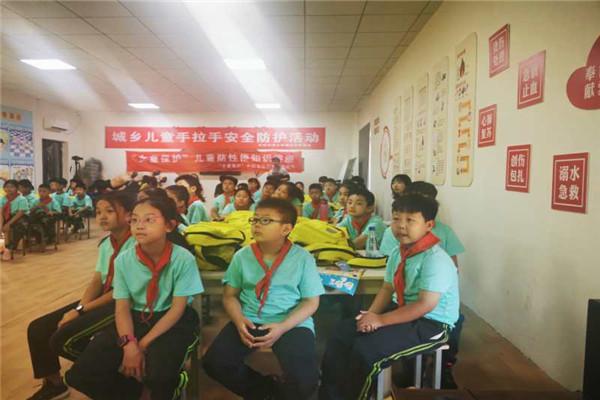 河南开封【女童保护】共同的初衷就是让每个孩子都能健康快乐的成长