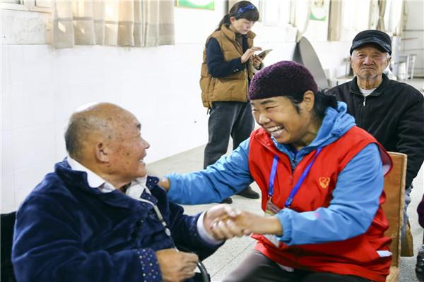 河南开封【益行夕阳】弘扬养老孝老敬老传统,共建共享老年友好社会